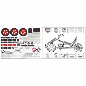 DOCYKE多功能儿童拼车--升级配件 DOCYKE多功能儿童拼车--升级配件