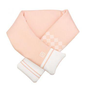 Egogo 智能发热围巾  粉色