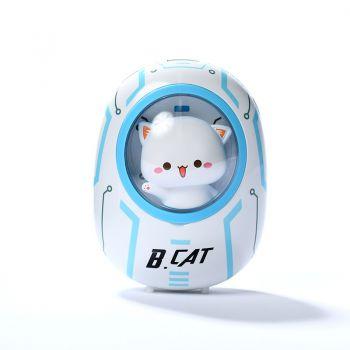 黄油猫太空舱充电宝lite版    蜜桃猫白