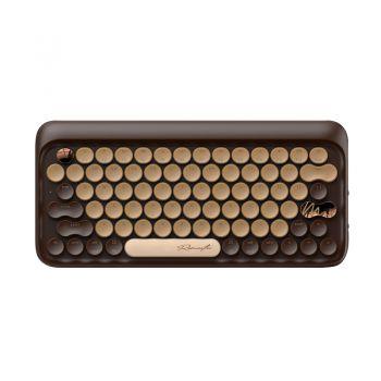 LOFREE 洛斐巧克力机械键盘情人节限量款